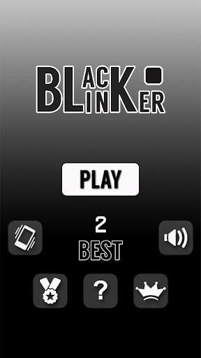Super Black Blinker ArcadeGame
