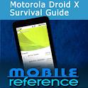Motorola Droid X Guide logo
