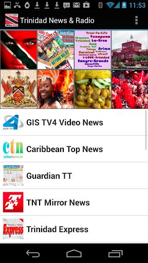 Trinidad News Video