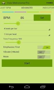 免費下載音樂APP|Holo Metronome Pro app開箱文|APP開箱王
