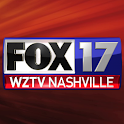 WZTV FOX17 logo