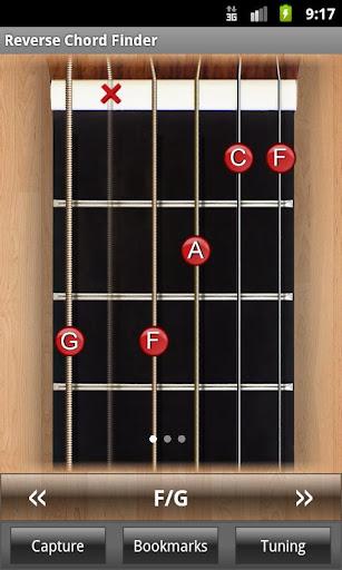 Reverse Chord Finder