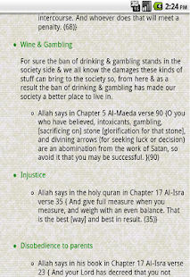 About Islam - screenshot thumbnail