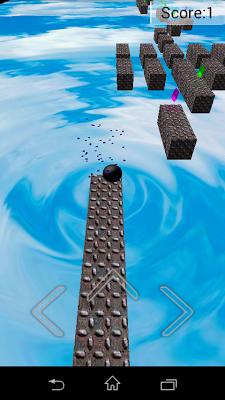 Bounce runner - screenshot