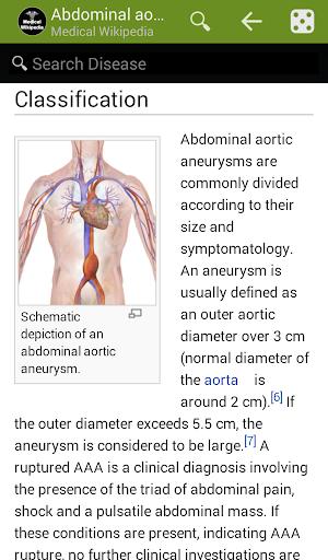 Offline Medical Wikipedia  screenshots 9