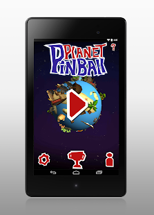Pinball Planet Screenshot