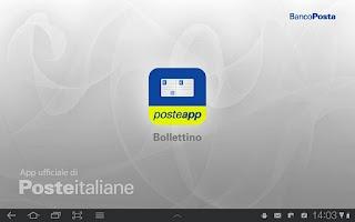 Screenshot of Bollettino