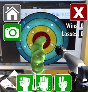 Pixelfire AR screenshot