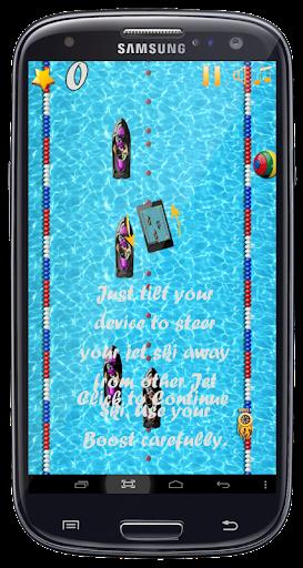 玩賽車遊戲App|喷气滑雪 - 免费游戏免費|APP試玩