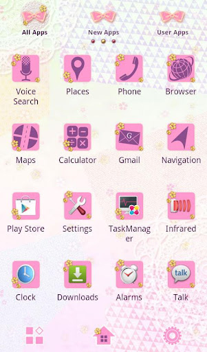 Cute Wallpaper Lacy Butterfly 1.1 Windows u7528 2