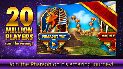 Slots - Pharaoh's Fire 3.12.1 screenshots 5