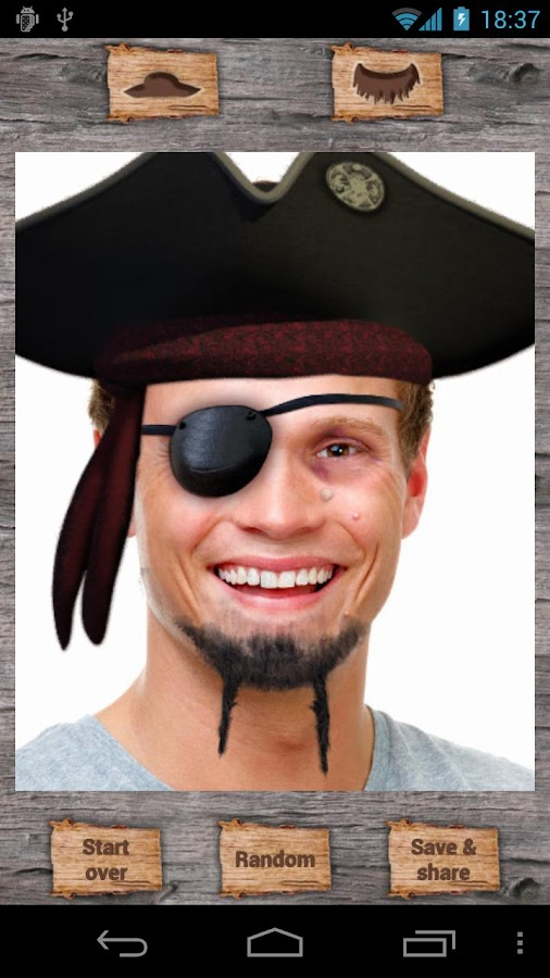 Make Me A Pirate- screenshot