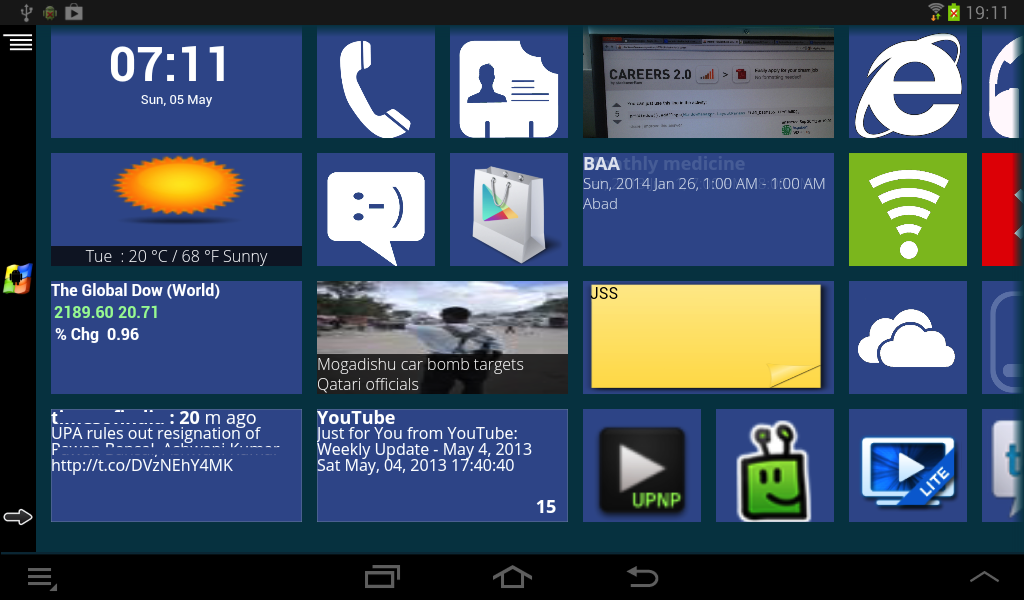 Windows8 / Windows 8 +Launcher v1.9