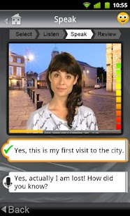 SpeakingPal English Tutor - screenshot thumbnail