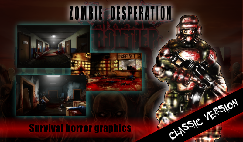 Zombie Desperation Classic - screenshot