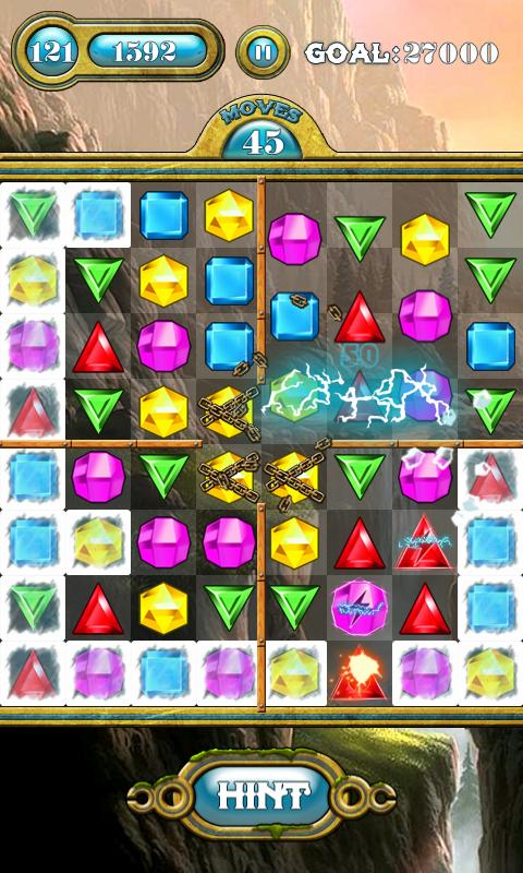 Jewels Saga- screenshot