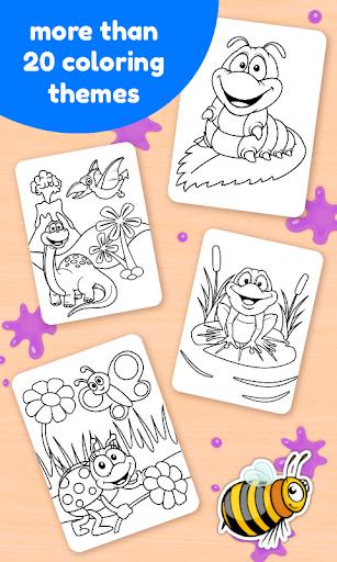 Doodle Coloring Book  screenshots 4