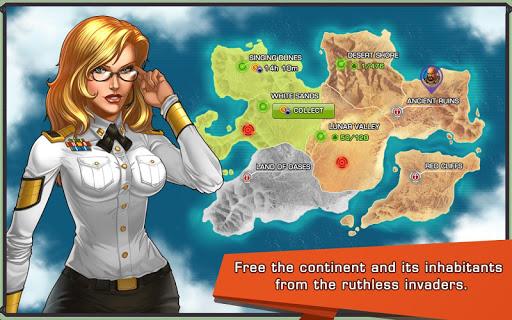 Iron Desert - Fire Storm 5.6 screenshots 21