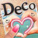 DecoPetit+ logo