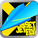 Rocket Paper Plane:Jet Set Fly icon