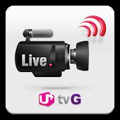 U+ LTE 생방송
