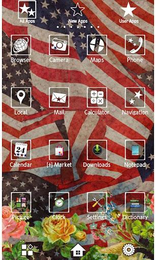 Stars and Stripes Wallpaper 1.4 Windows u7528 3