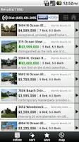 Screenshot of Myrtle Beach Real Estate