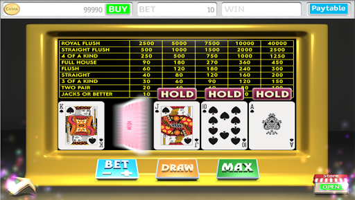 Vegas Classic Jacks or Better