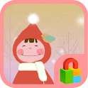 Snowy Day Dodol Locker Theme icon