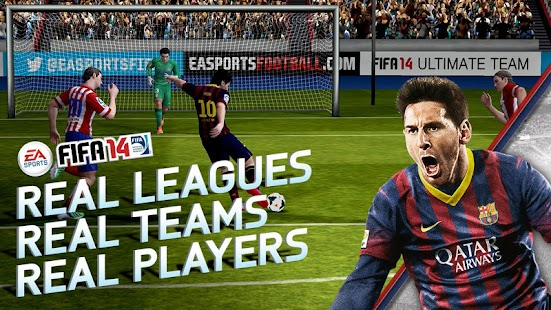 Download FIFA 14 by EA SPORTS™ APK for Android Kitkat