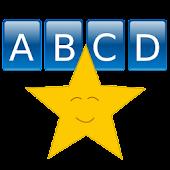 BABOBI : Dictée d'alphabet