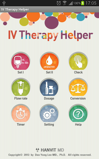 IV Therapy Helper IVIC