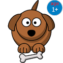 Toddler Animal Numbers Ad Free icon