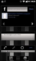 Screenshot of Phantom Theme