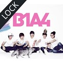 [Lock Screen] B1A4 Let's Fly icon