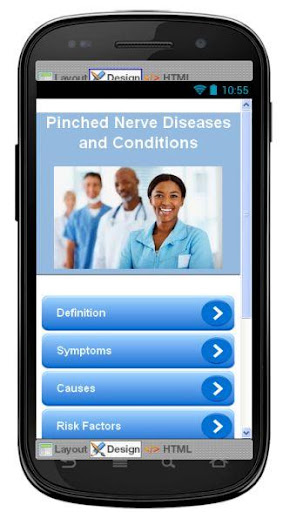 Pinched Nerve Information