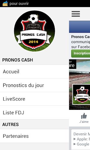Pronos Cash