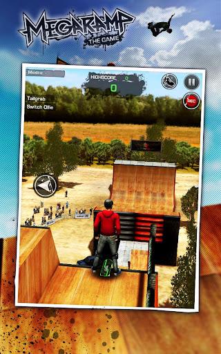 MegaRamp Skate & BMX FREE  screenshots 1