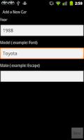 Screenshot of Pocket Mechanic