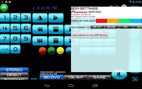 App Remote for Samsung Smart TVs & UHD Blu-Ray Players APK for Windows Phone