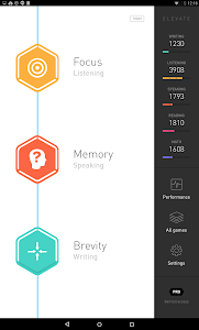 Elevate - Brain Training v1.11.1