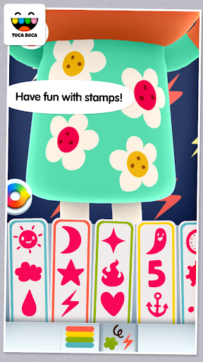 Screenshot for Toca Mini in Hong Kong Play Store