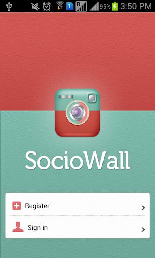 SocioWall- Filters Collage