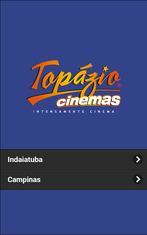 Topázio Cinemas- screenshot