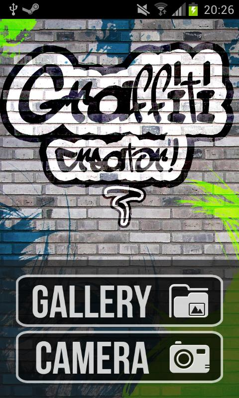 Graffiti creator!- screenshot