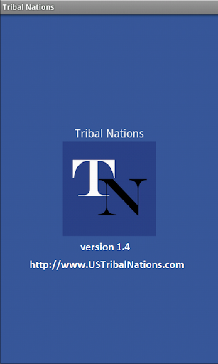 Tribal Nations for Tablets