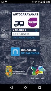 Mobile homes Tourism Palencia- screenshot thumbnail