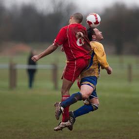 by John Kellaway - Sports & Fitness Soccer/Association football