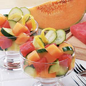 Yummy Melon Recipe