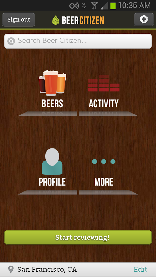 Beer Citizen - screenshot